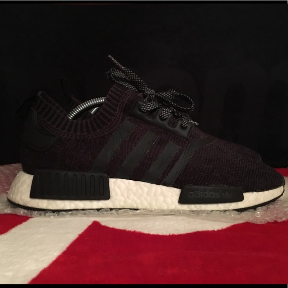 f2518704d adidas Other - Adidas NMD R1 winter wools R1 size 8 Black VNDS